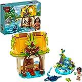 LEGO Disney Moana's Island Home 43183 Toy Building Kit