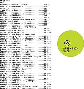 Syro [輸入盤CD] (WARPCD247)_003