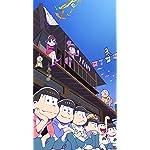 おそ松さん iPhone8,7,6 Plus 壁紙(1242×2208) おそ松,カラ松,チョロ松,トド松,チビ太,一松,イヤミ,トト子,十四松,ハタ坊