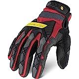 Ironclad Impact 360 Cut A5 Glove, Medium, Red