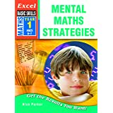 Excel Basic Skills Workbook: Mental Maths Strategies Year 1