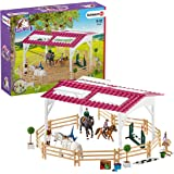 Schleich SC42389 Riding School with Riders Playset