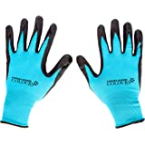 Spear & Jackson Colours Garden Gloves - Blue SJ-CGB