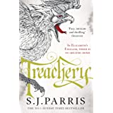 Treachery: A gripping historical crime thriller in the No. 1 Sunday Times bestselling Giordano Bruno series (Giordano Bruno,