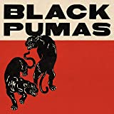 Black Pumas (Deluxe 2Lp/7Inch/Gold/Black & Red Splatter Vinyl)