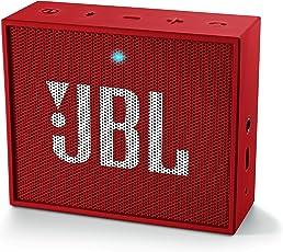 JBL GO Bluetoothスピーカー ポータブル レッド JBLGORED 【国内正規品】