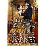A Duke for Miss Townsbridge (The Townsbridges Book 4)