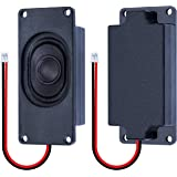 CQRobot Speaker 3 Watt 8 Ohm Compatible with Arduino Motherboard, JST-PH2.0 Interface. It is Ideal for a Variety of Small Ele