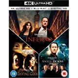 Angels & Demons / Da Vinci Code, the / Inferno - Set [Reino Unido] [Blu-ray]