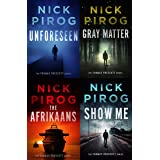 The Thomas Prescott Series (Books 1 - 4) (English Edition)