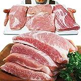 豚トロとろブロック1kg冷凍アメリカ・カナダ産