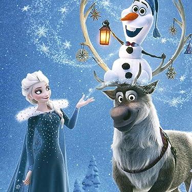ディズニー iPad壁紙 or ランドスケープ用スマホ壁紙(1:1)-1 - アナと雪の女王 家族の思い出