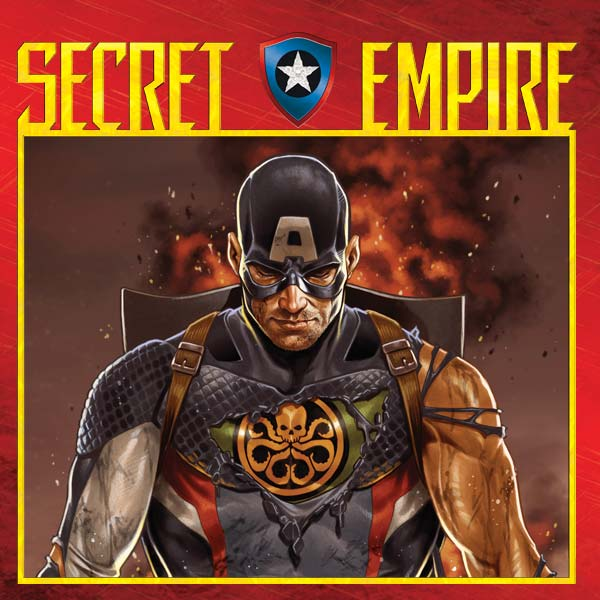 Secret Empire (2017) (Collections) (3 Book Series)