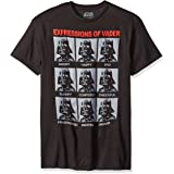 STAR WARS Men's Expressions T-Shirt