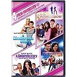 A Cinderella Story: If The Shoe Fits 4-Film Bundle (4pk)