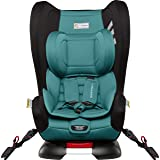 InfaSecure Kompressor 4 Astra Isofix Convertible Car Seat for 0 to 4 Years, Aqua