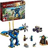 LEGO NINJAGO Jay's Electro Mech 71740 Battle Toy Set