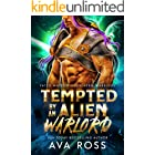 Tempted by an Alien Warlord (Fated Mates of the Ferlaern Warriors Book 4)