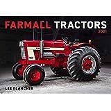 Farmall Tractors Calendar 2021