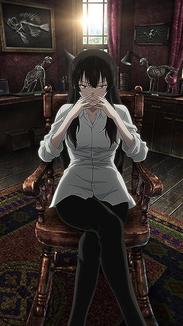 櫻子さんの足下には死体が埋まっている  iPhone/Androidスマホ壁紙(1080×1920)-1 - 九条 櫻子(くじょう さくらこ)