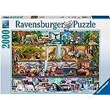 Ravensburger Ravensburger - Wild Kingdom Puzzle 2000pc Jigsaw Puzzle