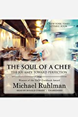 The Soul of a Chef: The Journey Toward Perfection Audible Audiobook