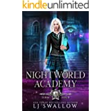 Nightworld Academy: Term Four