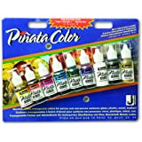 Jacquard Products Acid-Free Pinata Color Exciter Pack Ink, 0.5 oz, Assorted, 9