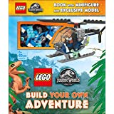 Lego Jurassic World Build Your Own Adventure: With Minifigure and Exclusive Model