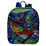 "Nickelodeon TMNT Ninja Turtles 12"" Small School Bag Backpack"