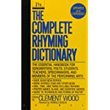 Complete Rhyming Dictionary: Updated and Expanded
