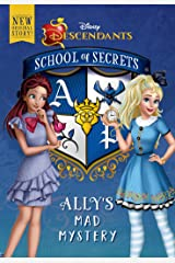 School of Secrets: Ally's Mad Mystery (Disney Descendants) Kindle Edition