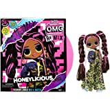 L.O.L. Surprise OMG Remix Fashion Doll Honeylicious Music Set