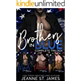 Brothers in Blue: The Complete Trilogy: Brothers in Blue Boxed Set - Books 1-3