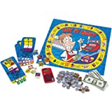 Learning Resources LER2652 Buy it Right Shopping Game 19 L x 19 W in
