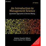 Introduction to Management Science : Quantitative Approaches to Decision Making, 14th edition