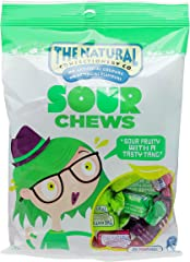 The Natural Confectionary Co. Sour Chews, 220g
