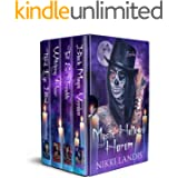 Mystic Hallows Harem Box Set Episodes 1-4: Paranormal Reverse Harem Romance