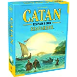 Catan Seafarers ボードゲーム 拡張 ファミリーボードゲーム 大人と家族のボードゲーム アドベンチャーボードゲーム 対象年齢10歳以上 3~4人分 平均プレイ時間60分 Catan Studio