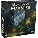 Mansions of Madness Streets of Arkham Tabletop Game