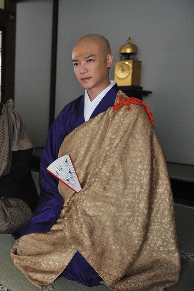 僧侶姿のかっこいい堺雅人