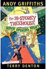 The 78-Storey Treehouse (The Treehouse Series Book 6) Kindle Edition