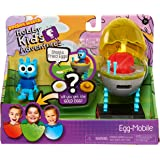 Hobby Kids Action Figures - Egg Vehicle