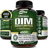 NutriFlair Dim Supplement 400Mg With Bioperine - Diindolylmethane For Menopause, Estrogen & Hormone Balance, Skin Care
