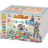 学研 (Gakken) ニューブロック ボリューム500 17種500パーツ 83149