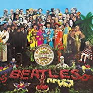 SGT. PEPPER'S LONELY HEARTS CLUB BAND [LP] (180 GRAM, BLACK VINYL, 2017 STEREO MIX) [12 inch Analog]