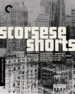 Scorsese Shorts (Criterion Collection) [Blu-ray]