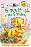 Biscuit in the Garden (My First I Can Read) (English Edition)