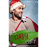 His Curvy Gift (Book Boyfriends Wanted 5)