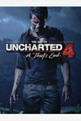 The Art of Uncharted 4: A Thief's End Kindle Edition